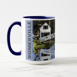 SOMESVILLE BRIDGE MUG