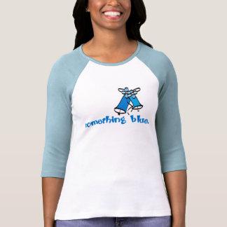 Something Blue Bride Nightshirt T-shirts