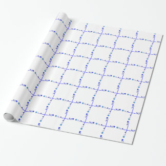 Something Blue Gift Wrap Paper