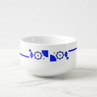 Something Blue Soup Mug