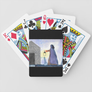 Something Broke Out Bicycle Playing Cards