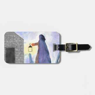 Something Broke Out Luggage Tag