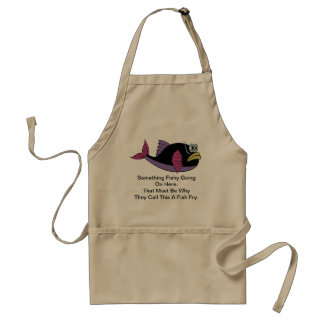 Something Fishy Apron