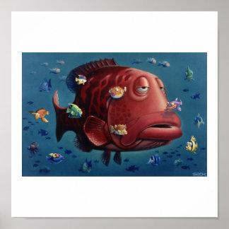 Something Fishy Poster