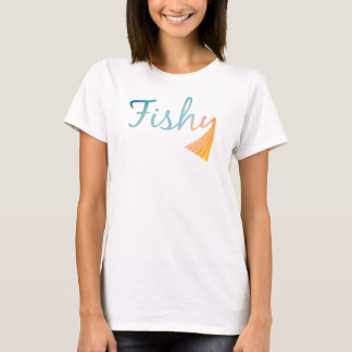 Something Fishy Sunset T-Shirt