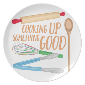 Something Good Plate