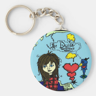 Something In Colour Keychain