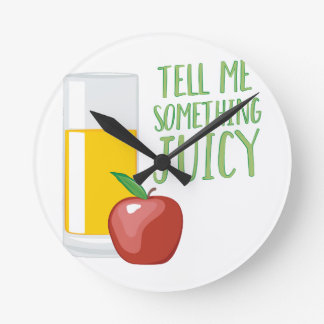 Something Juicy Wall Clocks