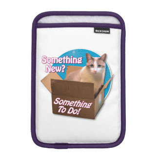 Something New? iPad Mini Sleeve