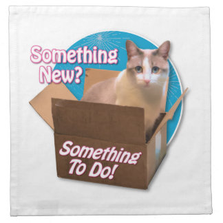 Something New? Napkin