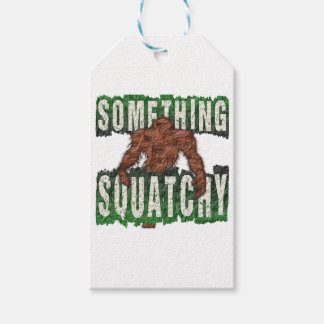 Something Squatchy Gift Tags