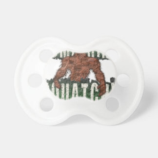 Something Squatchy Pacifier