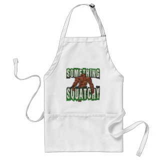 Something Squatchy Standard Apron