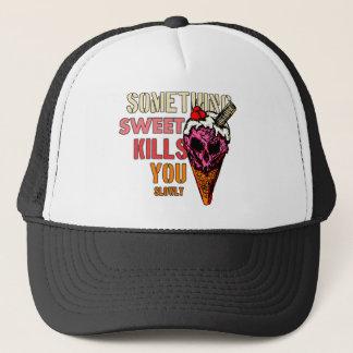 Something Sweet Kills You, (Slowly) Trucker Hat