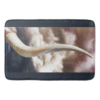 Something Wicked This Way Comes Bath Mat Bull