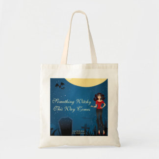 Something Witchy This Way Comes Tote Bag