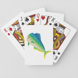 Something's Fishy Playing Cards