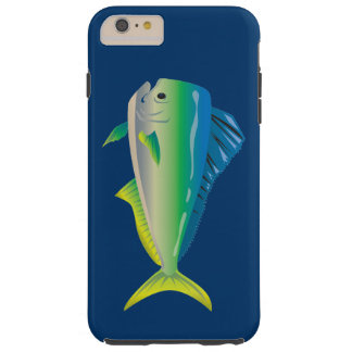Something's Fishy Sportsman Tough iPhone 6 Plus Case