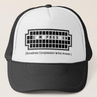 sometimes copy trucker hat