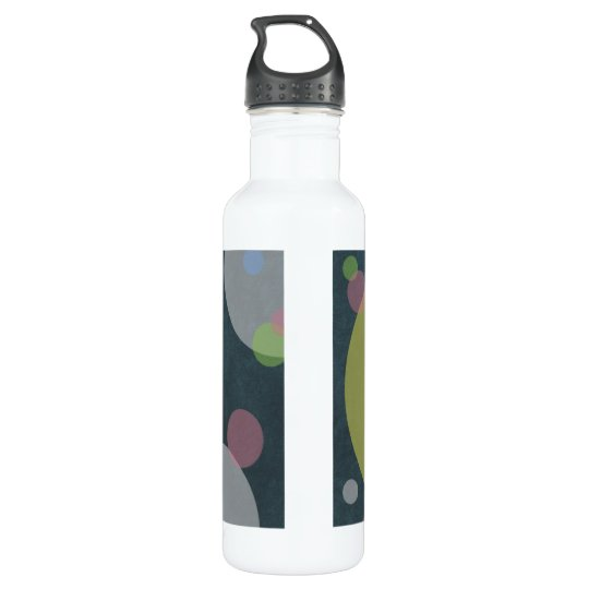 Sometimes I pretend to be normal Quote Circles Mod 710 Ml Water Bottle
