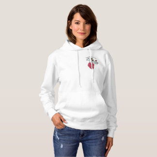 Sometimes love is in you hoodie