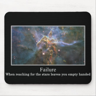 Sometimes reaching for the stars leaves you empty mouse pad