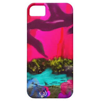 Sometimes the nature dress up iPhone 5 cover
