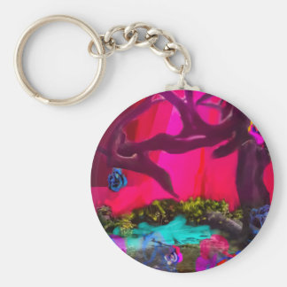 Sometimes the nature dress up keychain