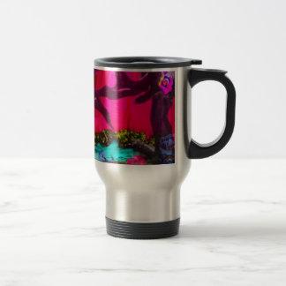 Sometimes the nature dress up travel mug