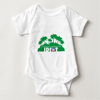 SOMEWHERE IN KENYA BABY BODYSUIT