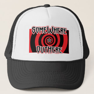 SomeWhere OutHere - Hat with Illusion Design