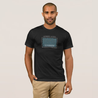 SomeWhere OutHere - T-Shirt w/ Illusion Album Logo