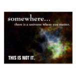 Somewhere you are as important as you think