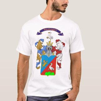 Somogyi Family Hungarian Crest T-Shirt