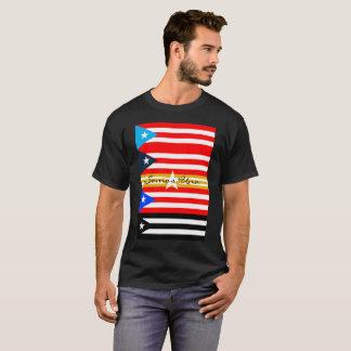 Somos Uno - Bandera de Puerto Rico T-Shirt