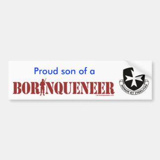 Son - Bumper Sticker