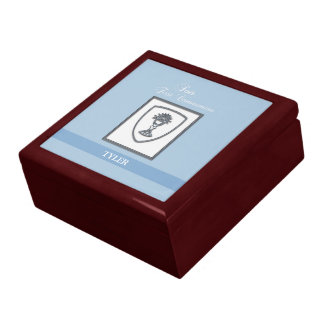 Son, First Communion Silver Chalice Gift Box