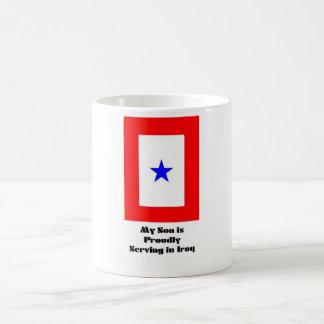 Son in Iraq Coffee Mug