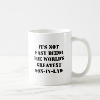 Son-In-Law Coffee Mug