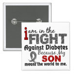 Son Means World To Me Diabetes