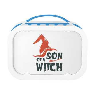 Son Of A Witch Lunch Box