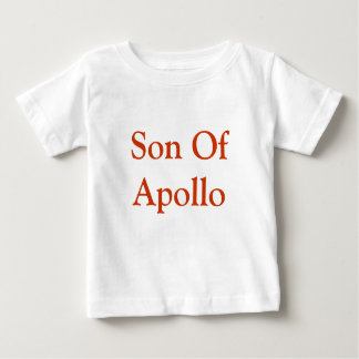 Son of Apollo Baby Top