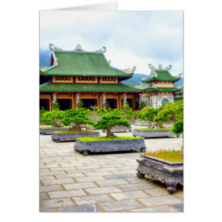 Son Tra Linh Ung Pagoda Card