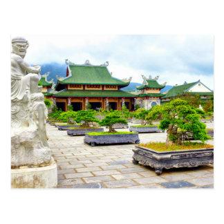 Son Tra Linh Ung Pagoda Postcard