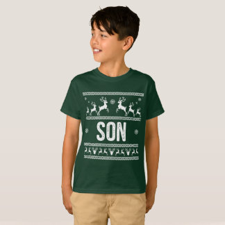 Son Ugly Christmas Sweater