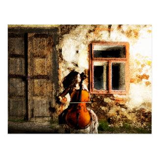 Sonata Postcard