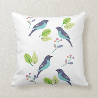 Song Bird Pillow