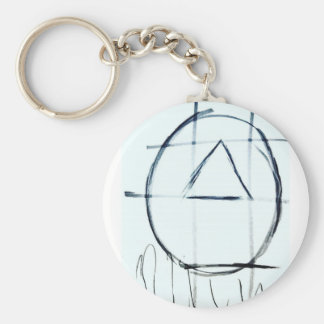Song Line Keychain