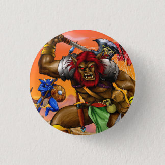 Song of Blades and Heroes Badge 1 Inch Round Button