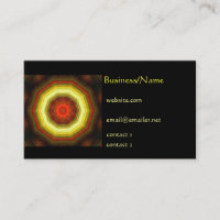 Song Of Love Business Card